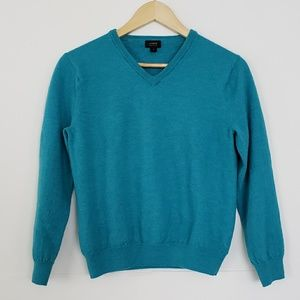 J crew merino wool mans sweater M